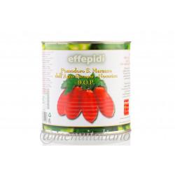 Tomaten san marzano dop. geschält. im tomatensaft 2.5 kg