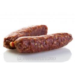 Kleine salami aus wildschweinefleisch 300 g (150 g x 2)