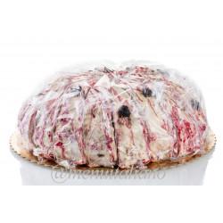 Weichertorronetorte mit sauerkirschen 4 kg