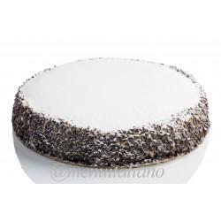 Torte mit zabaione und sahne. frisch 1.2 kg