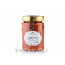 Sauce kapern und oliven 290 g