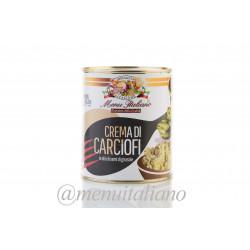 Creme aus frischen artischocken 800 g