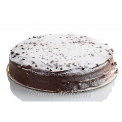 Torte malù. mit schokolade- und sahne. frisch 1.2 kg