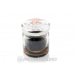 Schwarzer sommertrüffel in salzlake eingelegt 10 g