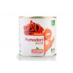 Getrocknete tomaten in sonnenblumenöl 2.5 kg