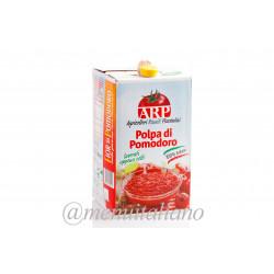 Fein gehackte tomaten 10 kg