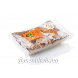 Blätterteigbäusche mit aprikosen 200 g