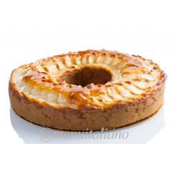 Torta di mele all'antica. fresca 1.3kg