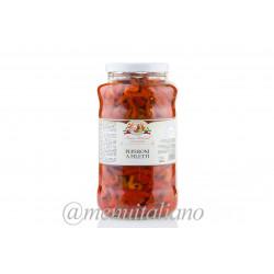 Paprika in streifen 2.9 kg