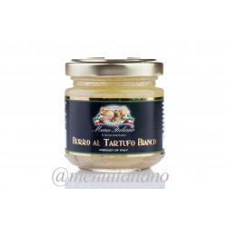 Butter mit weißem trüffel 80 g