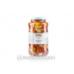 Antipasto misto ricco- gemüsesalat 2.9 kg