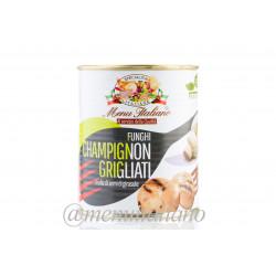 Gegrillte champignons 750 g