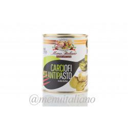 Kleine artischocken in olivenöl 780 g