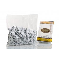 Kleine gianduiotti aus zartbitterschokolade 4kg (1kg x 4)