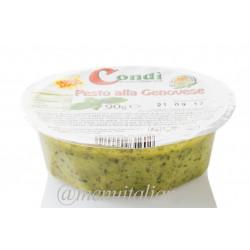 Pesto (basilikumsauce) aus ligurien. cremig. frisch 90 g