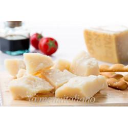 Parmigiano reggiano dop 30/36 monate gereift (stück) 400 g